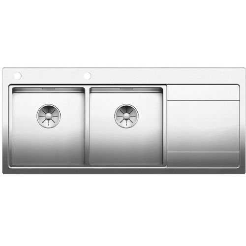 Blanco Divon II 8 S-IF Stainless Steel Kitchen Sink